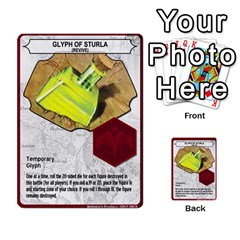 Heroscape 04 By Joel Dela Cruz   Multi Purpose Cards (rectangle)   A83rweuf5y2v   Www Artscow Com Front 52
