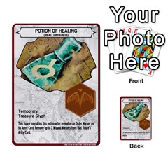 Heroscape 04 By Joel Dela Cruz   Multi Purpose Cards (rectangle)   A83rweuf5y2v   Www Artscow Com Front 54