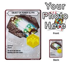 Heroscape 04 By Joel Dela Cruz   Multi Purpose Cards (rectangle)   A83rweuf5y2v   Www Artscow Com Front 9