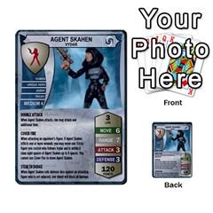 Heroscape 04 By Joel Dela Cruz   Multi Purpose Cards (rectangle)   A83rweuf5y2v   Www Artscow Com Front 2