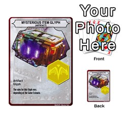 Heroscape 04 By Joel Dela Cruz   Multi Purpose Cards (rectangle)   A83rweuf5y2v   Www Artscow Com Front 14