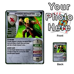 Heroscape 04 By Joel Dela Cruz   Multi Purpose Cards (rectangle)   A83rweuf5y2v   Www Artscow Com Front 28