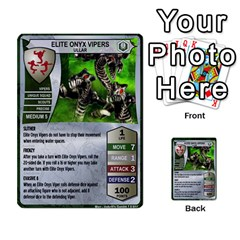 Heroscape 04 By Joel Dela Cruz   Multi Purpose Cards (rectangle)   A83rweuf5y2v   Www Artscow Com Front 29