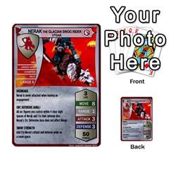 Heroscape 04 By Joel Dela Cruz   Multi Purpose Cards (rectangle)   A83rweuf5y2v   Www Artscow Com Front 30