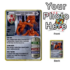 Heroscape 04 By Joel Dela Cruz   Multi Purpose Cards (rectangle)   A83rweuf5y2v   Www Artscow Com Front 32