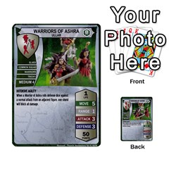Heroscape 04 By Joel Dela Cruz   Multi Purpose Cards (rectangle)   A83rweuf5y2v   Www Artscow Com Front 37