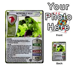 Heroscape 04 By Joel Dela Cruz   Multi Purpose Cards (rectangle)   A83rweuf5y2v   Www Artscow Com Front 43