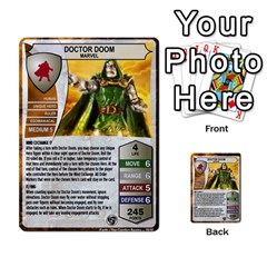 Heroscape 04 By Joel Dela Cruz   Multi Purpose Cards (rectangle)   A83rweuf5y2v   Www Artscow Com Front 45