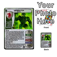 Heroscape 04 By Joel Dela Cruz   Multi Purpose Cards (rectangle)   A83rweuf5y2v   Www Artscow Com Front 46