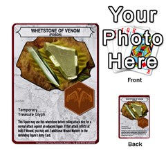 Heroscape 04 By Joel Dela Cruz   Multi Purpose Cards (rectangle)   A83rweuf5y2v   Www Artscow Com Front 49