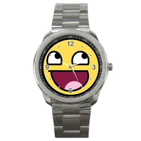 Awsm Watch By Jason Khuu   Sport Metal Watch   0chgno7tltsn   Www Artscow Com Front