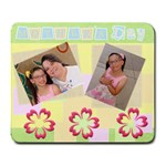 Mother s Day Mousepad - Large Mousepad