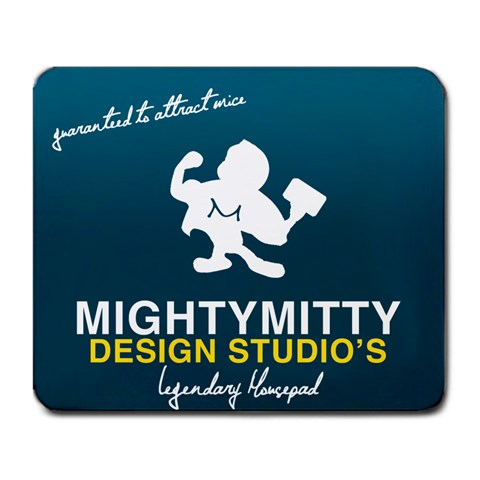 Legendary Mousepad By Mightymitty By Mitty Chang   Large Mousepad   Mkpbp04jwjog   Www Artscow Com Front