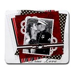 True Love Mouse Pad - Large Mousepad