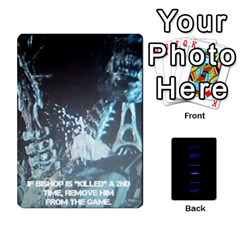 Aliens: This Time It s War Pt3 By Chris Hillery   Playing Cards 54 Designs   Vzf6sxspyfma   Www Artscow Com Front - Joker2