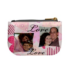 Love Coin Purse By Cathi   Mini Coin Purse   F2kvbzpn3745   Www Artscow Com Back