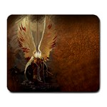 Emperor of mankind - Large Mousepad