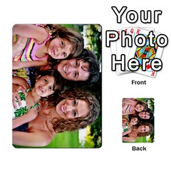 Ashley Dallas Reception Cards Done By Jeannie Deno   Multi Purpose Cards (rectangle)   5jrlubpf7fr3   Www Artscow Com Back 2