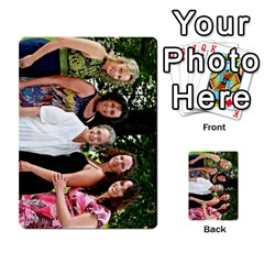 Ashley Dallas Reception Cards Done By Jeannie Deno   Multi Purpose Cards (rectangle)   5jrlubpf7fr3   Www Artscow Com Back 20