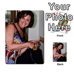 Ashley Dallas Reception Cards Done By Jeannie Deno   Multi Purpose Cards (rectangle)   5jrlubpf7fr3   Www Artscow Com Back 36