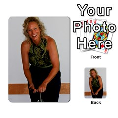 Ashley Dallas Reception Cards Done By Jeannie Deno   Multi Purpose Cards (rectangle)   5jrlubpf7fr3   Www Artscow Com Back 37