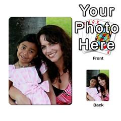 Ashley Dallas Reception Cards Done By Jeannie Deno   Multi Purpose Cards (rectangle)   5jrlubpf7fr3   Www Artscow Com Back 38