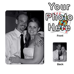 Ashley Dallas Reception Cards Done By Jeannie Deno   Multi Purpose Cards (rectangle)   5jrlubpf7fr3   Www Artscow Com Back 47