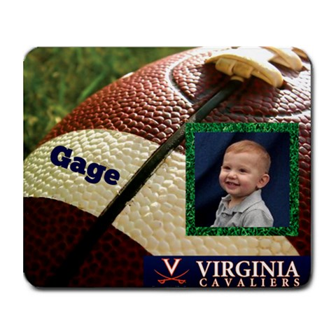 Gage Mousepad By Christy Fralin   Collage Mousepad   7vm9170q8vva   Www Artscow Com 9.25 x7.75 Mousepad - 1