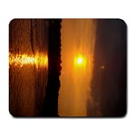 sunset - Large Mousepad