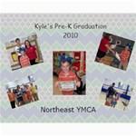 kyles graduation - Collage 8  x 10