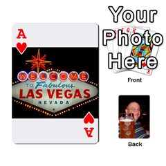 Ace Timmy Cards By Kelly Corder   Playing Cards 54 Designs   U8mfcx8c1kd1   Www Artscow Com Front - HeartA
