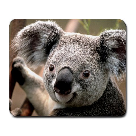 Koala By Terry Choi   Large Mousepad   Q8lvzsio3i2l   Www Artscow Com Front
