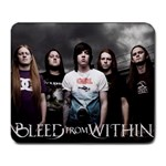Bleed From Within - Large Mousepad