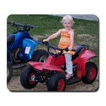4 wheelin  fun - Large Mousepad