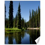 Payette River canvas - Canvas 16  x 20