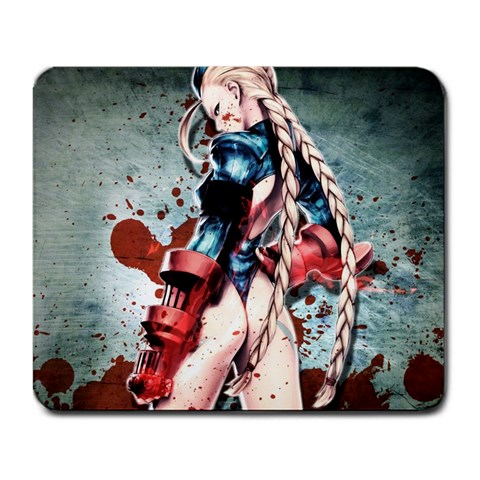 Before Death By Nick Valencia   Large Mousepad   7emt0f963ulh   Www Artscow Com Front