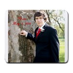 Devon s Prom  - Large Mousepad