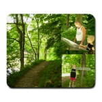 Beaver Creek - Collage Mousepad