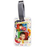 Luggage Tag - Luggage Tag (two sides)