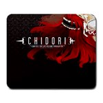Chidori for Danny - Large Mousepad