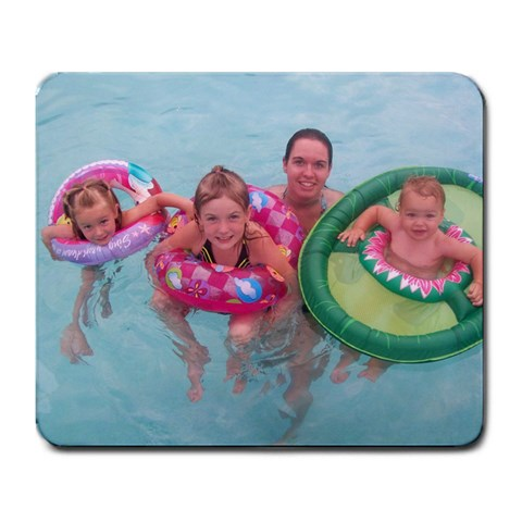 Me And My Babies By Alicia   Large Mousepad   Ndiyq9e8r9zi   Www Artscow Com Front