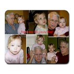 Pap & Lacey - Collage Mousepad