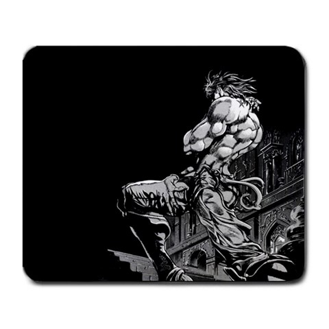 Dio By Silas   Large Mousepad   Y0m25y3wpcl7   Www Artscow Com Front