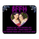BFFH - Collage Mousepad