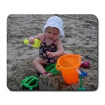 Beachy Keen - Large Mousepad