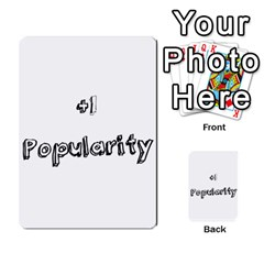 Truancy Cards By Sean   Multi Purpose Cards (rectangle)   8e3267fohu78   Www Artscow Com Front 3