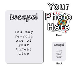Truancy Cards By Sean   Multi Purpose Cards (rectangle)   8e3267fohu78   Www Artscow Com Front 32