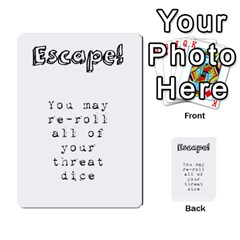 Truancy Cards By Sean   Multi Purpose Cards (rectangle)   8e3267fohu78   Www Artscow Com Front 34