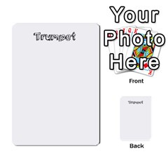 Truancy Cards By Sean   Multi Purpose Cards (rectangle)   8e3267fohu78   Www Artscow Com Front 44