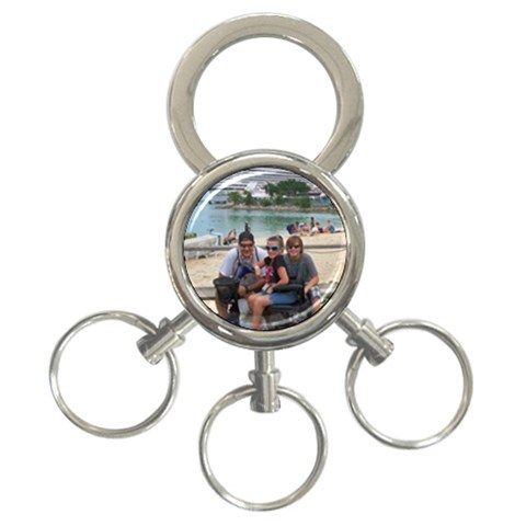 Cruise Key Chain By Joey Howard Miller   3 Ring Key Chain   Zjle481ed493   Www Artscow Com Front